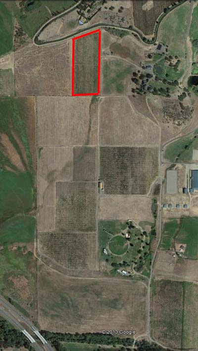 Block A Satellite Image